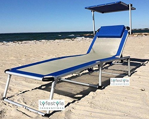 LYFESTYLE INNOVATIONS Cool Lounger -