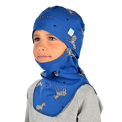 Kids Balaclava Boys & Girls - Breathable Yet Warm Organic Cotton Face Mask
