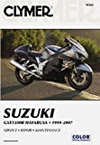 M265 GSX1300R Suzuki Hayabusa 1999-2007 Clymer Motorcycle Repair Manual