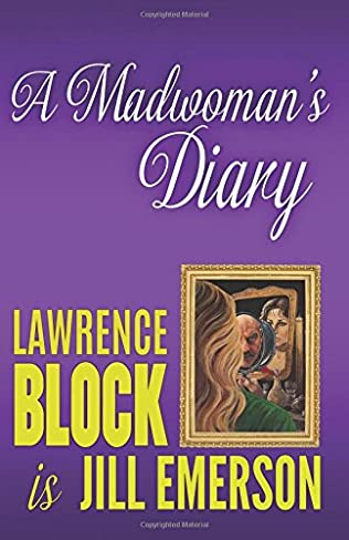 book cover of A Madwoman\'s Diary