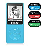 Best MP4 Players - RUIZU X02 8GB Mp3 Player With FM Radio Review