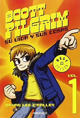 Descargar Libro Scott Pilgrim Bryan Lee O'malley
