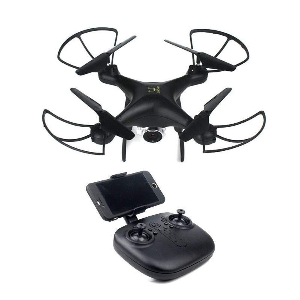 ERKEJI Drohne Fernsteuerung Quadcopter Spielzeug Flugzeuge 720P Luftbildkamera FPV 110 ° Weitwinkel 45 ° verstellbar VR