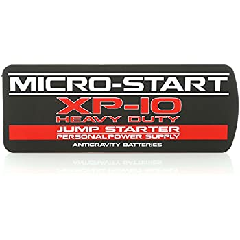 Antigravity Batteries XP-10-HD HEAVY DUTY MICRO-START Personal Power Supply & Jump-Starter Kit