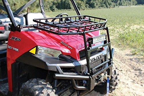 Seizmik Polaris Ranger Full-Size Pro Fit 2013-currect Hood Rack (Rack Hood Ranger Polaris)
