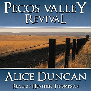 Pecos Valley Revival Audiobook