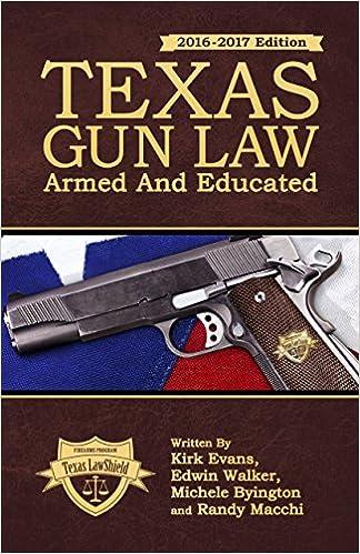 Ebook kostenlos ipad herunterladen Texas Gun Law: Armed And