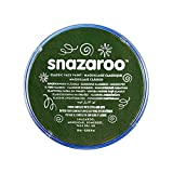 Snazaroo Face and Body Paint, 18 ml - Dark Green (Individual Colour)
