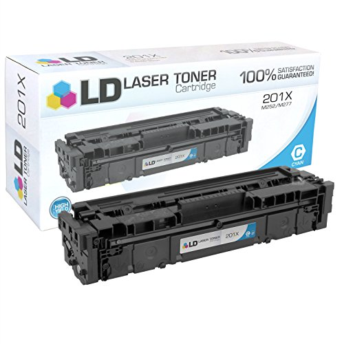 Compatible Cyan Laser Cartridge - 5