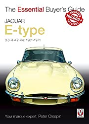 Jaguar E-type 3.8 and 4.2 Litre (Essential Buyer's Guide) (Essential Buyer's Guide Series)