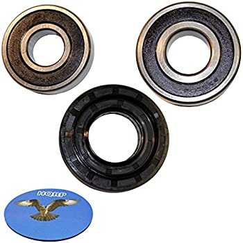 Amazon Com Hqrp Bearing And Seal Kit For Lg Wm2432hw