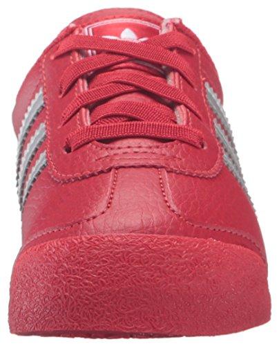 I Unisex white bambini Bambino Silver metallic Scarlet Samoa Adidas 5gzqw7g