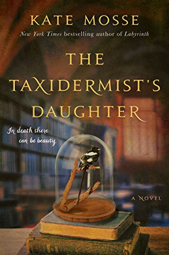 Bargain eBook - The Taxidermist s Daughter