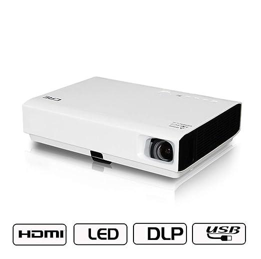 WF Proyector Full HD para El Hogar, Control Remoto LED Portátil ...