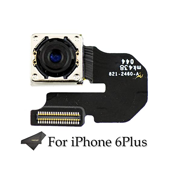 best website 7f2f5 5e900 VANYUST Replacement Rear Back Main Camera Module Flex Cable Compatible for  iPhone 6 Plus with VANYUST Cloth