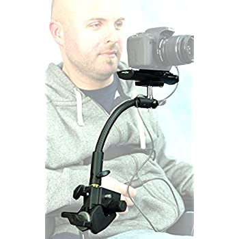 Image of ALZO Wheelchair Camera Mount Camera Mounts & Clamps