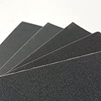 14 Pieces, 400 to 2000 Grit Sandpaper Assortment, 9 x 11 inch, Dry/Wet, for Automotive Sanding, Wood Furniture Finishing, Wood Turning Finishing