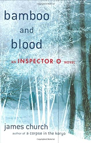book cover of Bamboo and Blood