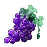 Original 3D Crystal Puzzle - Grapes