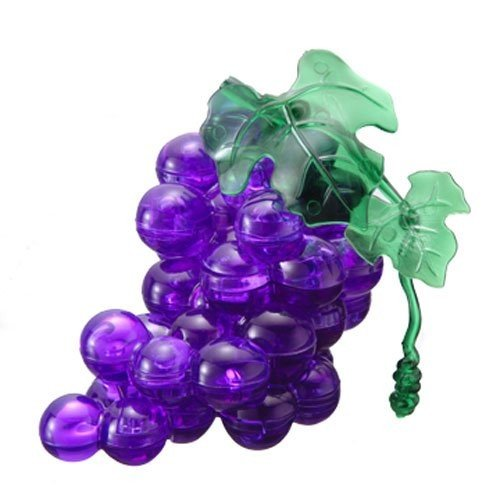 3d crystal puzzle grapes - 1