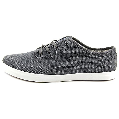 Round Canvas Marcos Black Movmt Men Gray Washed Sneakers Toe F6xdE4