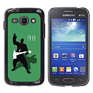 Design for Girls Plastic Cover Case FOR Samsung Galaxy Ace 3 Funny iHi OBBA
