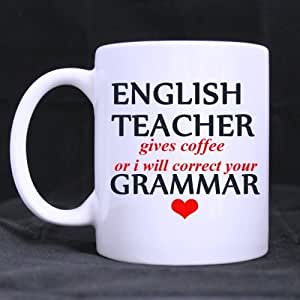 Amazon Com Teacher S Day English Teachers Gifts Humor