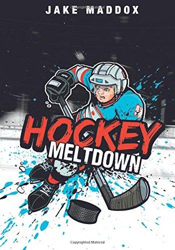 Hockey Meltdown (Jake Maddox Sports Stories) ePub fb2 book