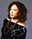 TAWNY CYPRESS as Simone Deveaux - Heroes Genuine Autograph