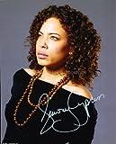 TAWNY CYPRESS as Simone Deveaux - Heroes Genuine Autograph