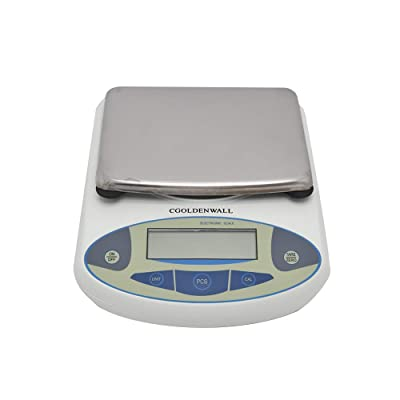0.01g Professional Precision Scale Kitchen Scale Industrial Weighing Lab 2000g