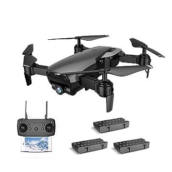 Goolsky- Dongmingtuo X12 720P Cámara Gran Angular WiFi FPV Drone ...