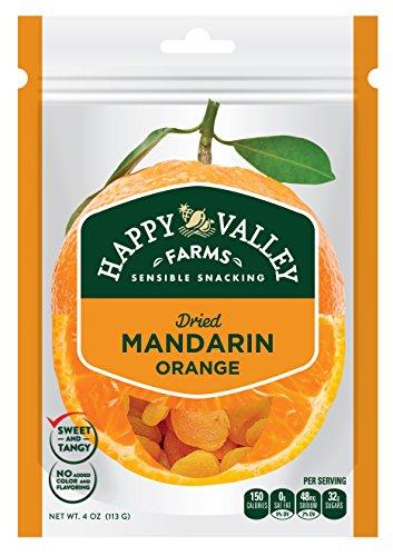 - Happy Valley Farms Dried Mandarin Orange