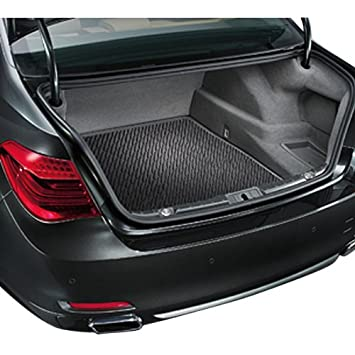 Amazoncom BMW Fitted Trunk Mat GT GT Black Automotive - 535 gt bmw