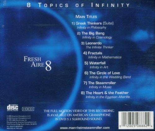 Fresh Aire 8 DVD /& CD Mannheim Steamroller