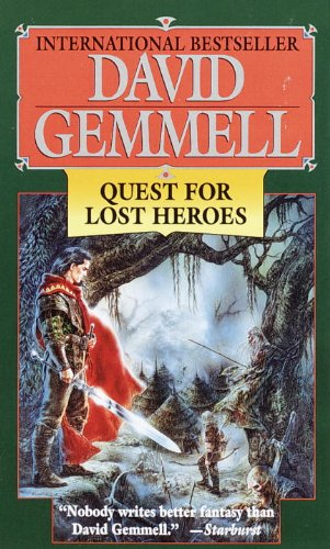 book cover of Quest for Lost Heroes
