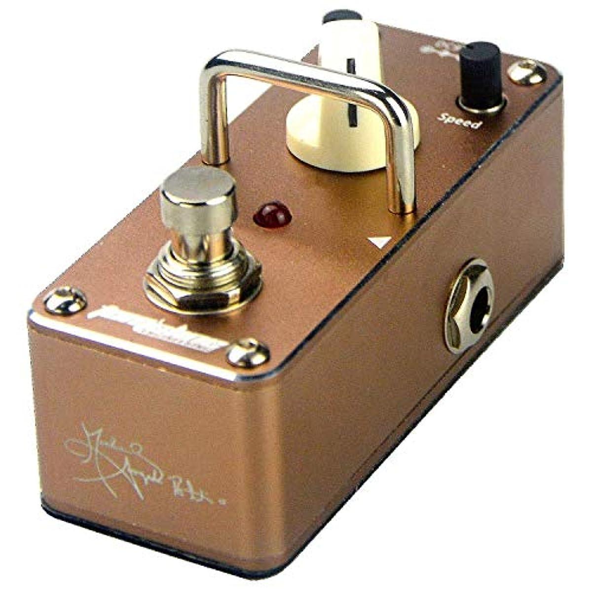 [해외] 아날로그의 코러스 페달 ACH3S 풍부한 사운드 마이클안젤로 안젤로 시그니처 기타 이펙트 페달 로 인해 깊이와 속도가 넓은 범위
