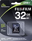 Fujifilm Elite 32GB SDHC Class 10 UHS-1 Flash Memory Card 600x / 90MB/s