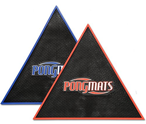 PongMats - Bar Mats for Beer Pong (Beer Pong Mats)