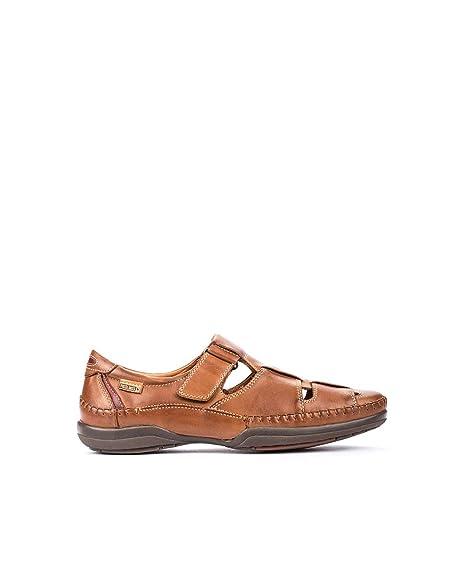 1e526dae589 PIKOLINOS Náutico de Piel San TELMO M1D  Amazon.es  Zapatos y complementos