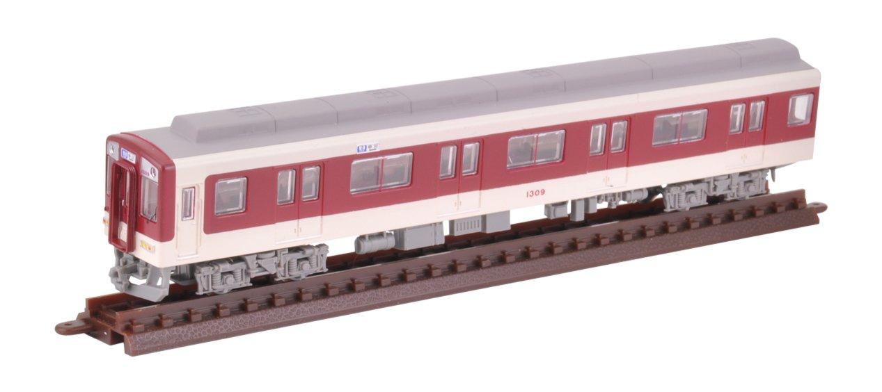 coleccioen ferroviario de hierro Colle Kintetsu 1201 sistema de especificacioen de un solo hombre 2-car set