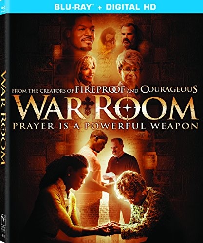 War Room (Blu-ray + UltraViolet)
