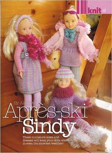 Apres Ski Sindy By Alan Dart Dolls Clothes Knitting Pattern Simply
