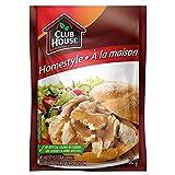 Club House, Dry Sauce/Seasoning/Marinade Mix, Homestyle Gravy, 38g