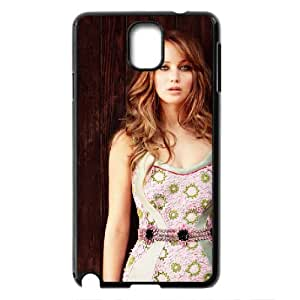 zZzZzZ Jennifer Lawrence Shell Phone For Samsung Galaxy Note 3 N9000 Cell Phone Case