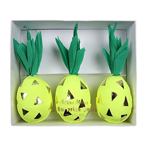 Meri Meri Pineapple Surprise Balls -