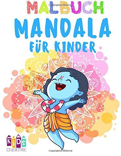 Read Online Mandala Malbuch für Kinder 3-5 Jahre alt ~ Einfache Mandalas: Pinguine, Kühe, Hunde, Vögel, Autos, Eichhörnchen, Kaninchen, Katzen, Affen, Basketball, ... für Kinder) (Volume 1) (German Edition) PDF