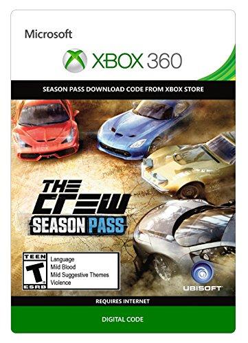The Crew - Season Pass - Xbox 360 Digital Code by Ubisoft