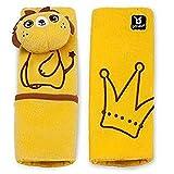 Baby Bucket Baby Pushchair/Stroller Seat Belt Strap (Yellow)