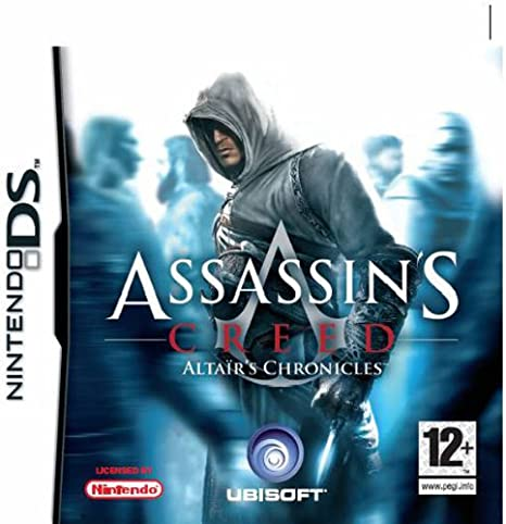 Assassin S Creed Altairs Chronicles Nintendo Ds Amazon Co Uk